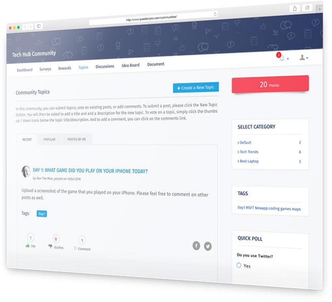 Externes Community Management für Ihre Market Research Online und Customer Insight Community