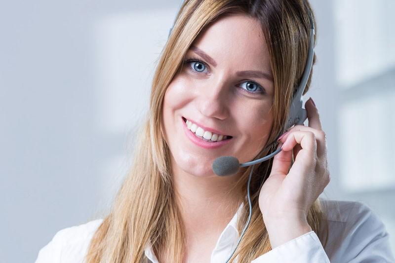 Schnelle Hilfe: Live-Chat, Telefon- & E-Mail-Support