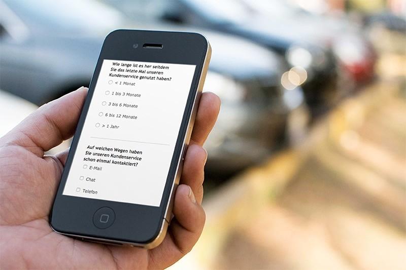 Referenzbericht Online Umfragen Kundenbefragung