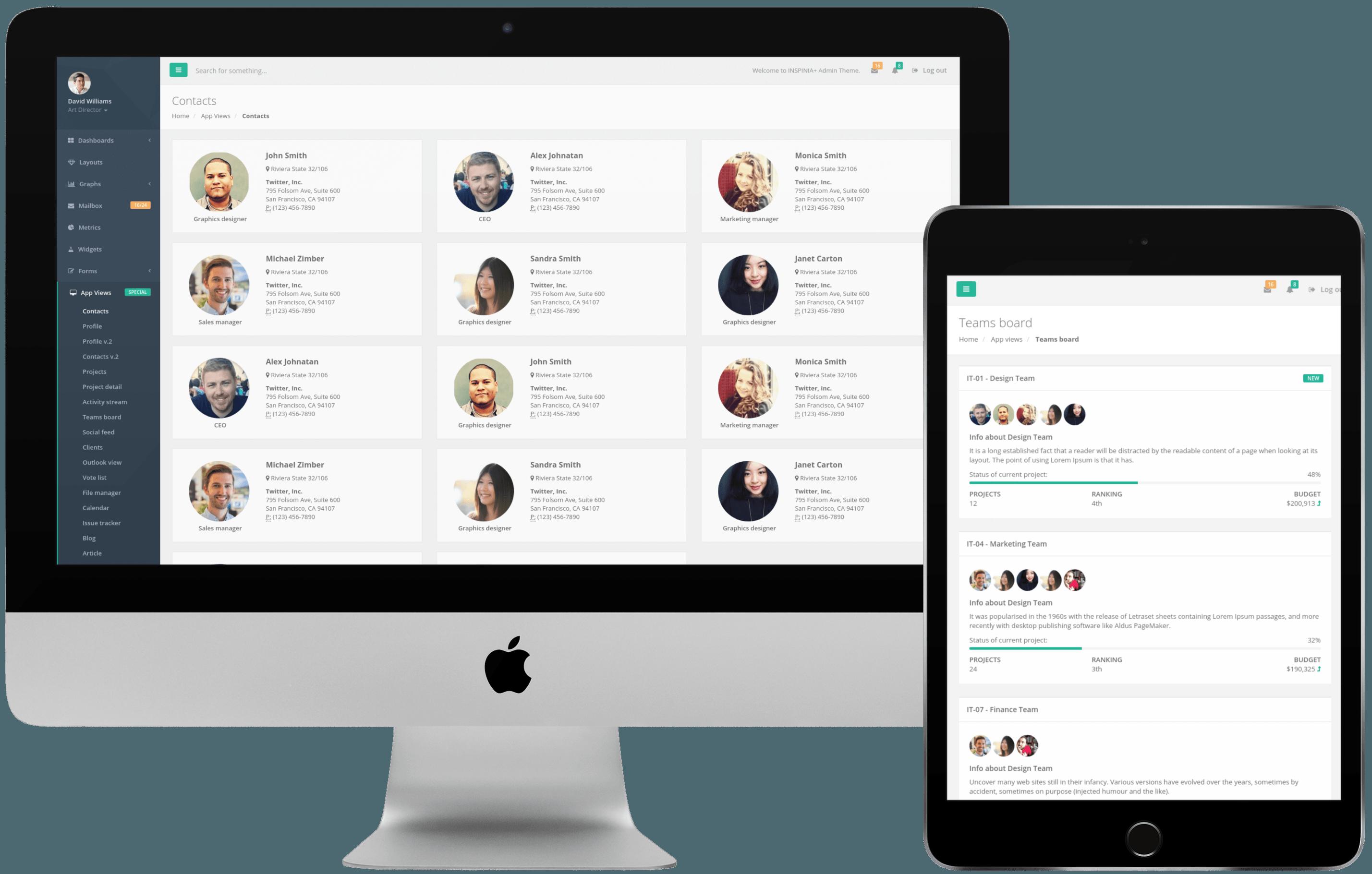 Teilen Sie Ihre Ansichten und Auswertungen mit anderen Nutzern des Analyse- und Experience Dashboards