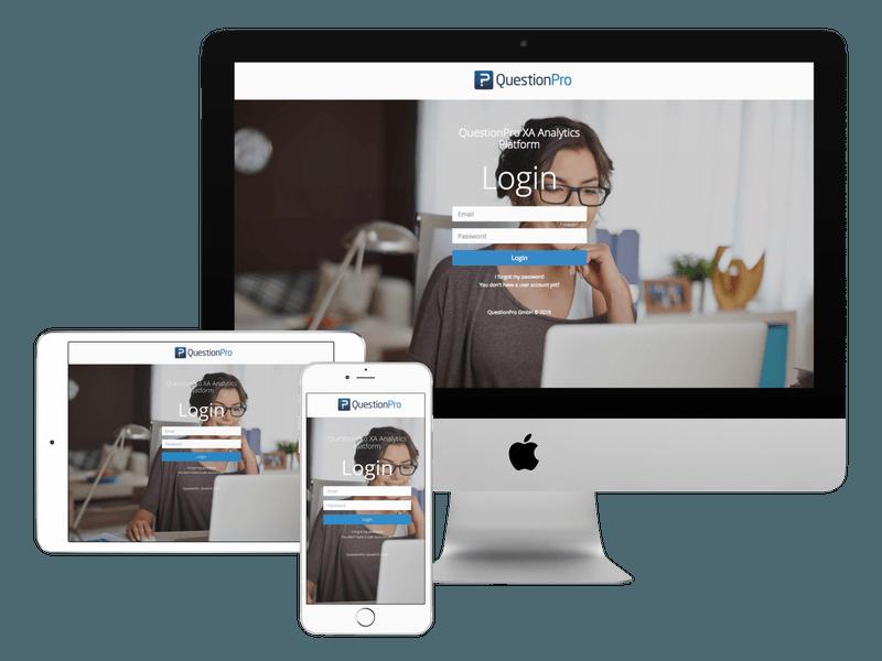 Créez facilement des landing pages et des présentations Web sophistiquées pour vos enquêtes et rapports