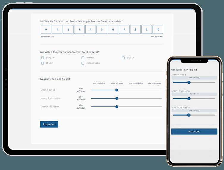 Offline Datenerhebung, mobile Datenerfassung und Offline Umfragen