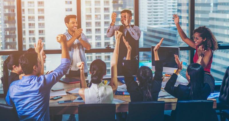 Engagement des employés Gestion des idées Gestion de l'innovation