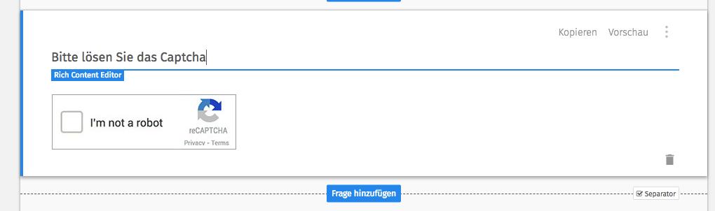 Spam vermeiden bei Online Umfragen