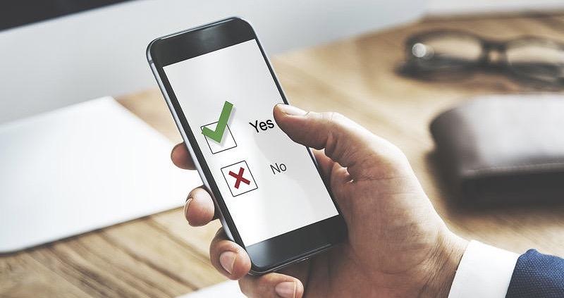Live Umfrage Tool Poll Voting Abstimmung