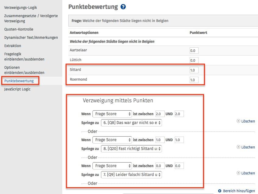 Online Test stvoriti točke za automatsko izračunali-5_1
