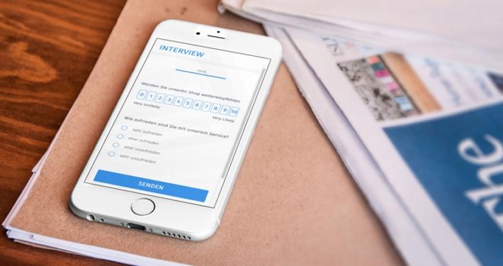 Umfrage App