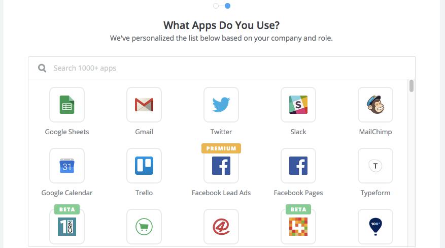 Zapier-App