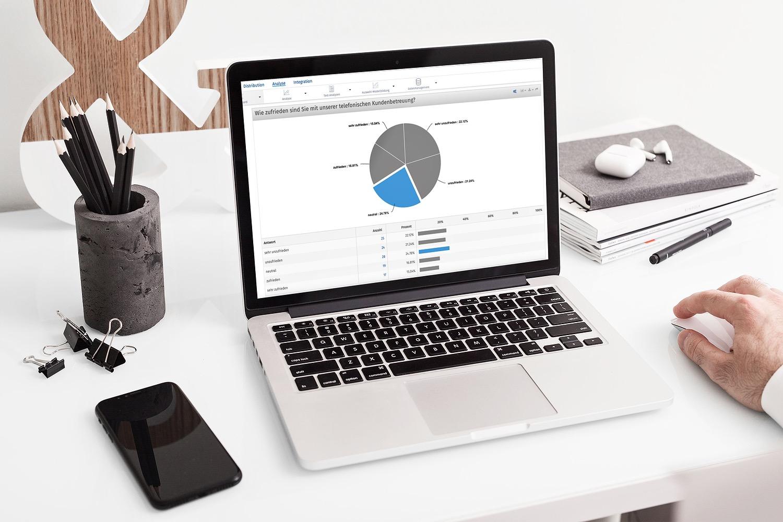 Umfrage Software Bestellung