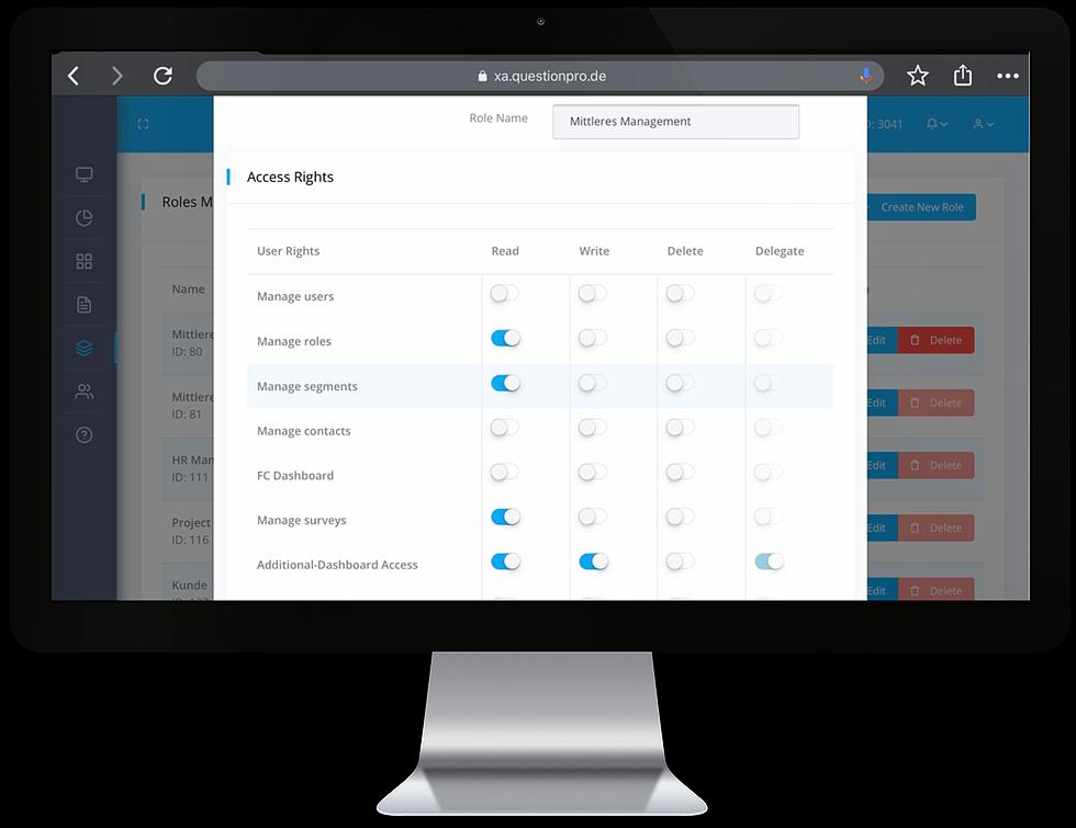 Einfaches User-Management: Import von Mitarbeitern, Zuweisung von Rollen und Rechten