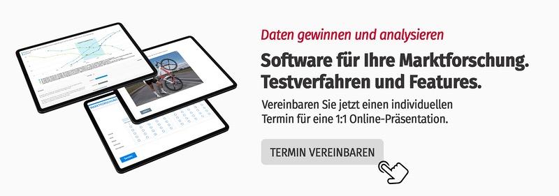 Software und Tools für Marktforschung und Experience Management
