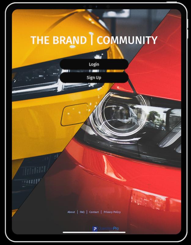 Online Market Research und Insight Community von QuestionPro für Marktforschungs-Insights und Kundenbindung