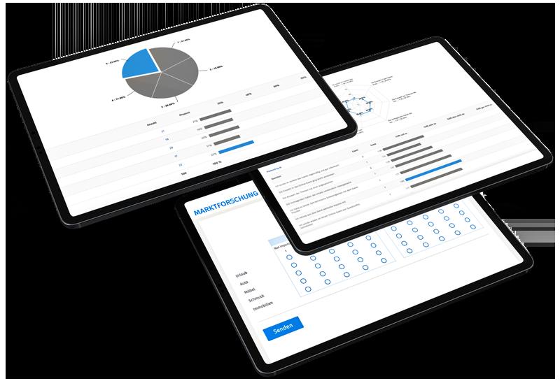 Online Umfragen erstellen für Ihre Online Marktforschung