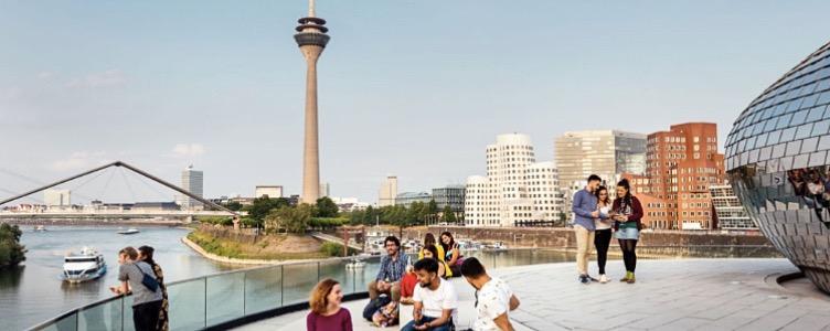 Düsseldorf Marketing setzt auf QuestionPro in Sachen Marktforschung und Customer Experience Management