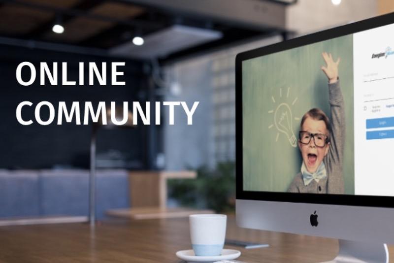 Étude de cas sur le thème de la communauté des études de marché en ligne