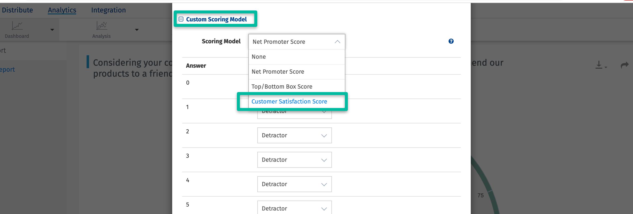 Customer Satisfaction Score Analysis and Scoring Modell