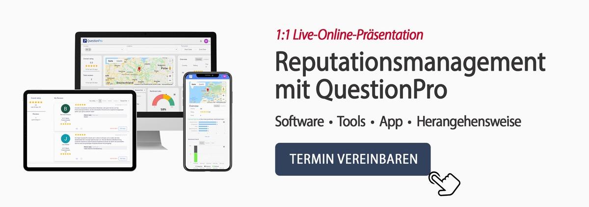 Reputationsmanagement Software App Tools