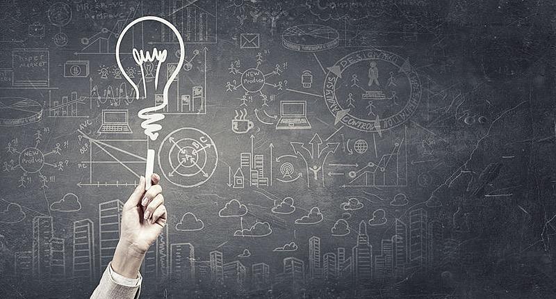 Umfrage zum Thema Ideenmanagement