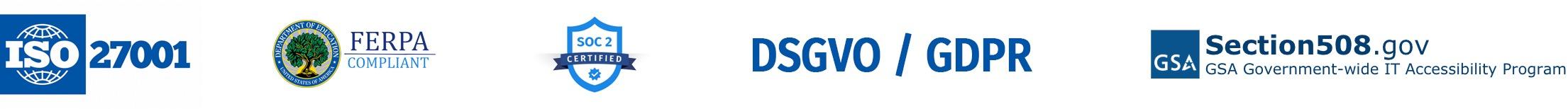 Conformité au RGPD ISO 27000 Gestion de l'expérience des études de marché